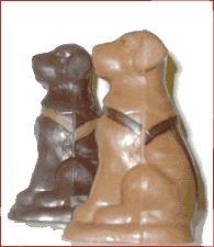 "Lors du Salon du Chocolat 2003 ""OPERATION NORA"""