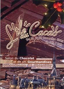 Accostez sur l'Ile au Cacao
