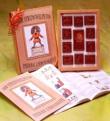 Der schokolade Struwwelpeter - Pierre l'ébouriffé en chocolat