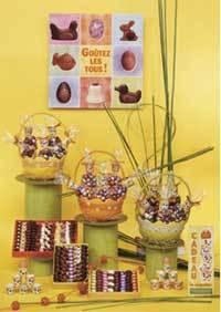 Jeff de Bruges - Les petits chocolats de printemps