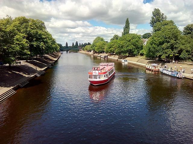 La rivière York©