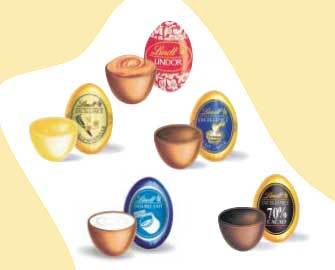 Lindt, Collection Paques 2004