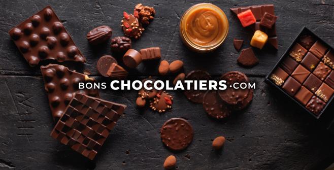 Logo de Bons-chocolatiers.com©