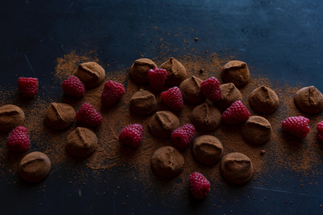 Chocolats Joanna Kosinska©
