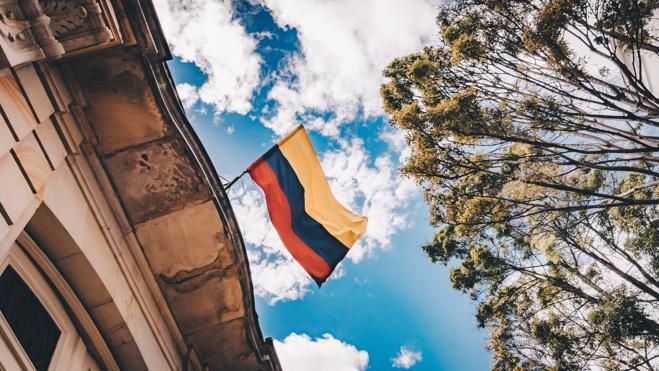 Drapeau de la Colombie flavia-carpio©