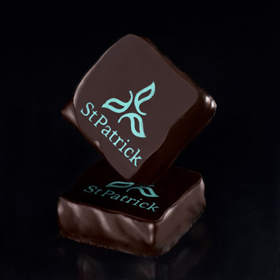 The chocolate « Saint Patrick »