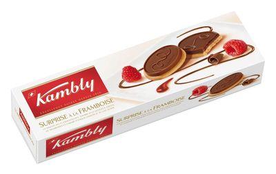 Deux nouvelles saveurs mises à l'honneur, par KAMBLY
