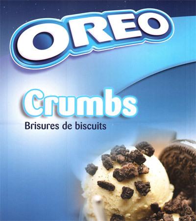 OREO Crumbs débarque chez les professionnels de la restauration commerciale et collective !