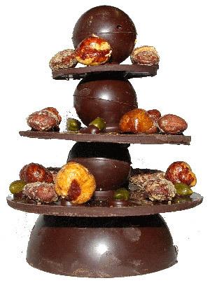 Le maître chocolatier Castelanne dévoile sa nouvelle collection de chocolats