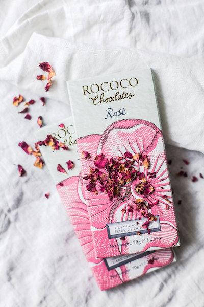 Tablette Rose Rococo©