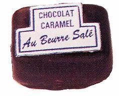 Chocolat au Caramel au beurre Salé