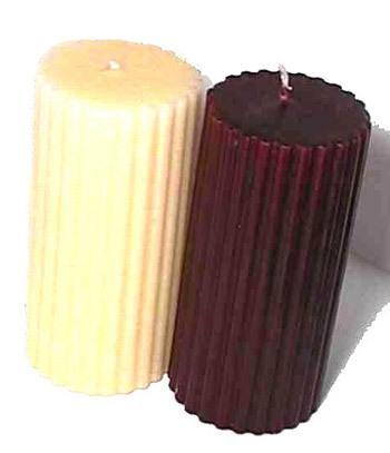 Les Bougies Chocolat