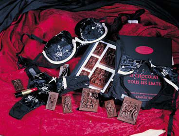 Kamasutra en chocolat