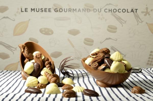 Atelier Pâques - Musée du chocolat de Paris©