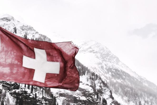 Drapeau Suisse©