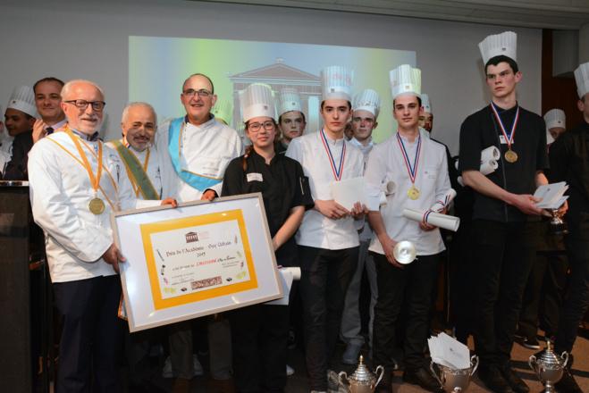 Lauréats CFJCC 2019©