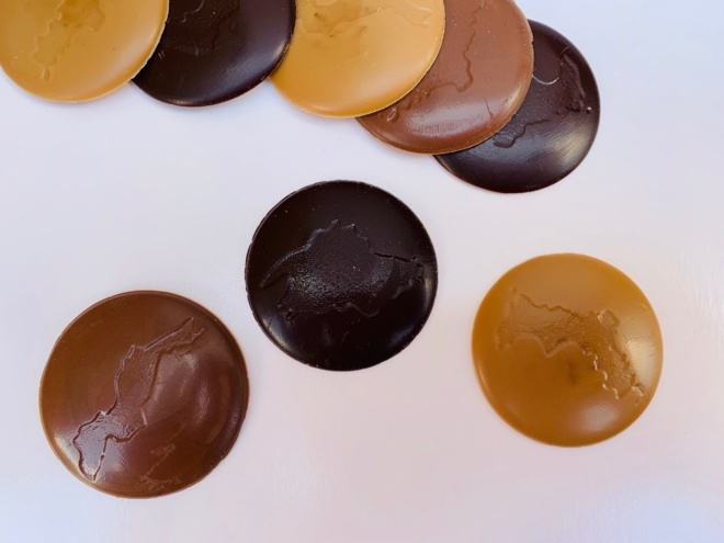 Palets au chocolat©