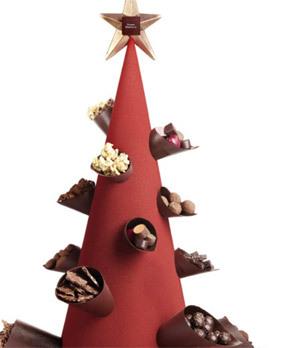 Les surprises de Noël chez Pierre Marcolini