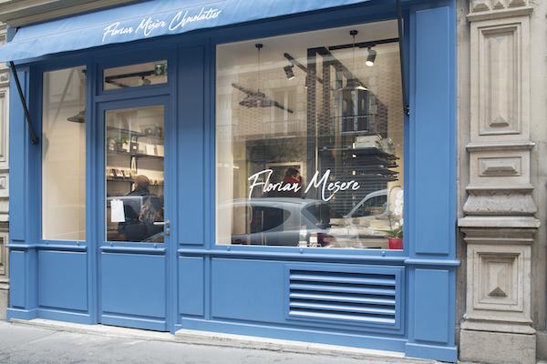 La boutique de Florian Mesere© Amal Buziarsist