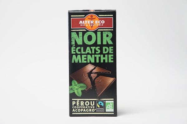 Alter Eco Noir Eclats De Menthe©