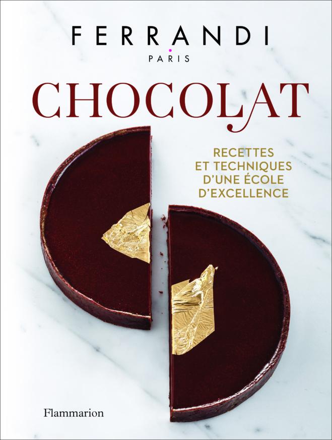 Livre Chocolat Ferrandit