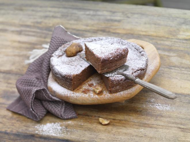 D'aucy Gâteau Châtaigne©