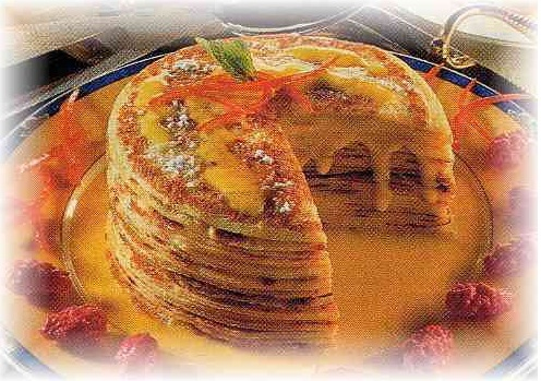 Gâteau chandeleur©
