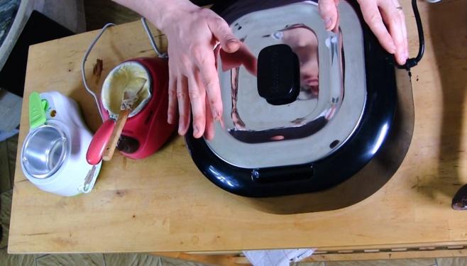 Découvrez les tempéreuses pour faire fondre le chocolat©ChocoClic.com