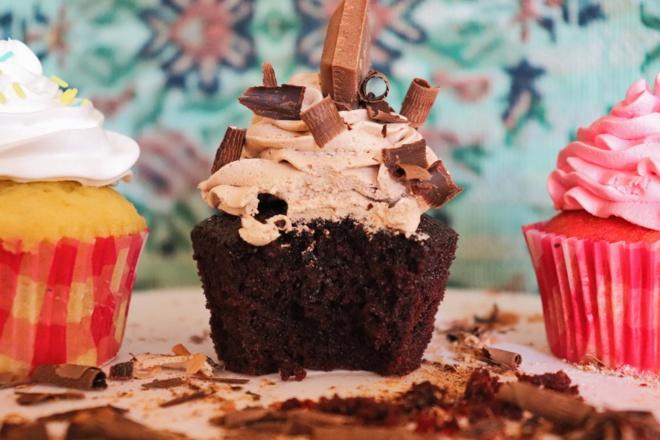 Cannelés au chocolat pour les petits et grands©
