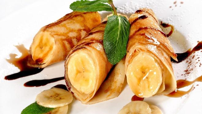 Banane chocolat©