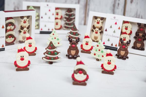 La gamme de chocolats de Noël Chocolissimo – une gamme variée et riche en goût