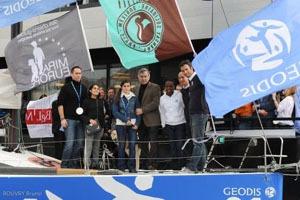 Solidaire du chocolat, Associations-skippers : même combat !
