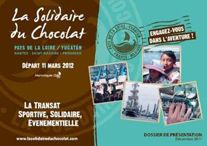 La Solidaire du Chocolat débarque à Nantes