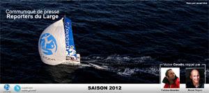 Le voilier class'40  Geodis prêt pour l'aventure !