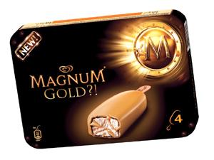 Aussi precieux que l'or… ... et tellement meilleur !