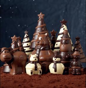Des idées cadeaux chocolat signées Leonidas comme s'il en pleuvait…