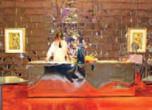 Lever de Rideau - 2001. LOUVRE - Musée des Arts Déco