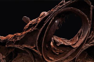 Et le d sert avance une expo choco patrick roger - Sculpture en chocolat patrick roger ...