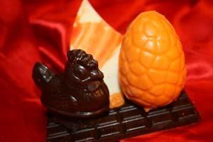 Les chasses aux œufs de Pâques en France