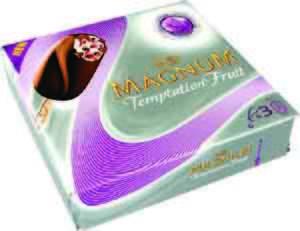 Magnum Temptation Fruit : Saurez-vous resister à l'ultime tentation ?