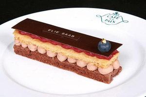 ELIE SAAB lance sa première pâtisserie au Café de la Paix
