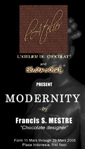 MODERNITY, 7 femmes en chocolat