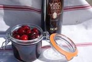 Conserves de Cerises au VinoCacao®