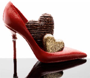 Le chocolatier Jean-Paul Hévin déploie son imagination pour faire rêver les amoureux