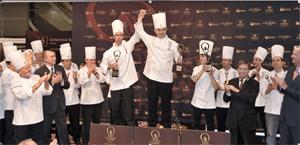 Le Japonais Shigeo Hirai, Champion du Monde du chocolat 2009