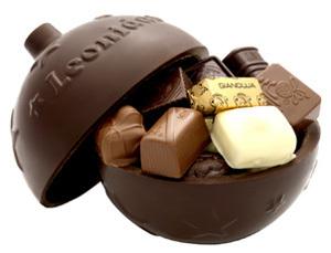 Que nos cheminées débordent de chocolat...