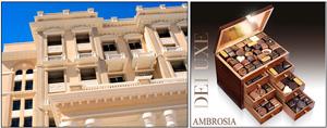 zChocolat.com Choisi Dubaï pour Lancer Sa Nouvelle Collection de Coffrets de Luxe