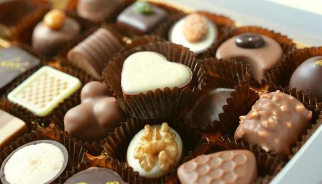 Dark & Milk chocolate