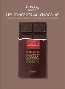 Les concerts au chocolat au Carré