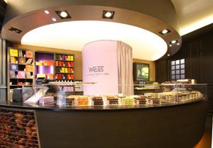 Ouverture d'une nouvelle boutique Weiss à Lille
